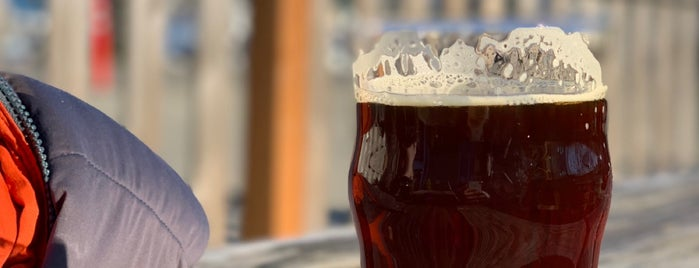 Figurehead Brewing Co. is one of Seattle To-Do's.