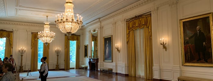 East Room is one of Showtime's THE CIRCUS.