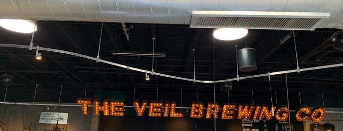 The Veil Brewing Co. is one of Richmond Nom-nom.