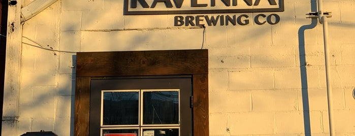 Ravenna Brewing Company is one of Seattle FTW.