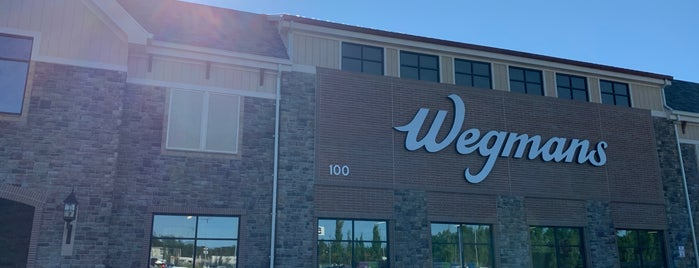 Wegman's is one of Dobbs Ferry Metropolitan Area.