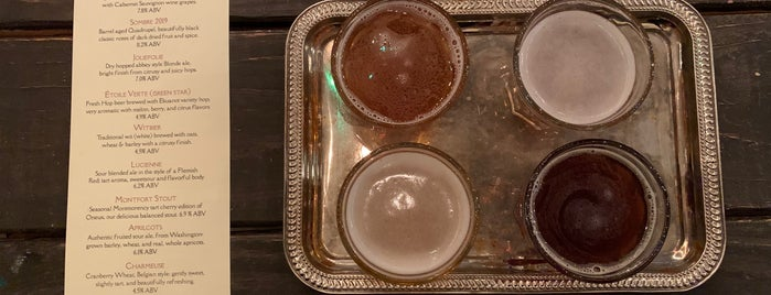 Lantern Brewing is one of Seattle Brewpubs, Taprooms and Breweries.