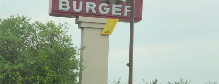 In-N-Out Burger is one of Austin.