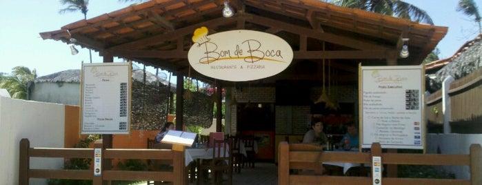 Bom de Boca is one of Jericoacoara - Feriadão Tiradentes.