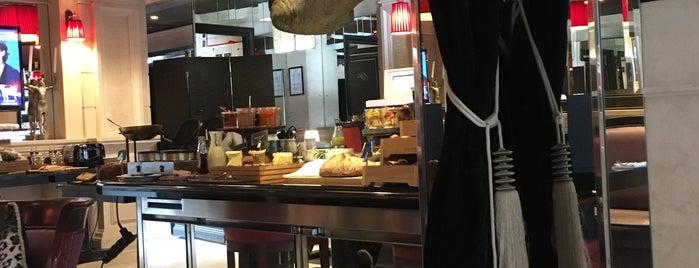 Noham Café is one of Paris cafe, dessert, breakfast.