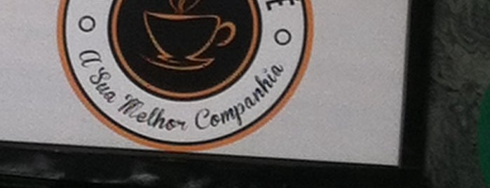 Companhia Do Café is one of Orte, die M. gefallen.