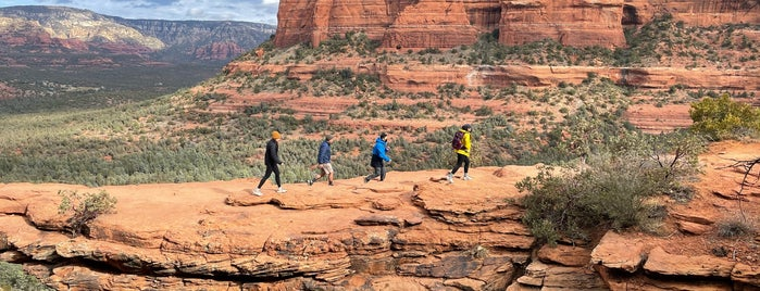Devils Bridge is one of Sedona and Flagstaff.