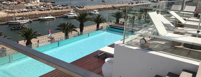 Lagos Avenida Hotel is one of Best of Algarve.
