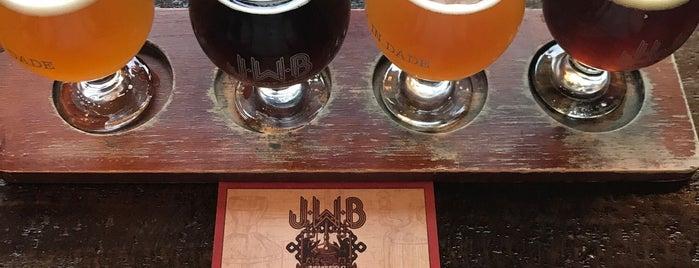 J Wakefield Brewing is one of Beer / Ratebeer's Top 100 Brewers [2017].