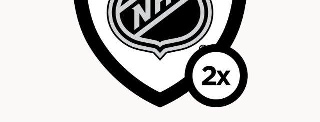 NHL (National Hockey League) Arenas