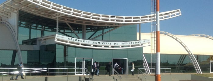 Aeroporto de Três Lagoas / Plínio Alarcon (TJL) is one of Orte, die Agnolli gefallen.