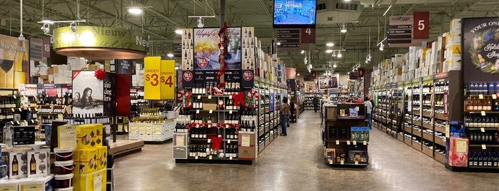 Total Wine & More is one of FT6.