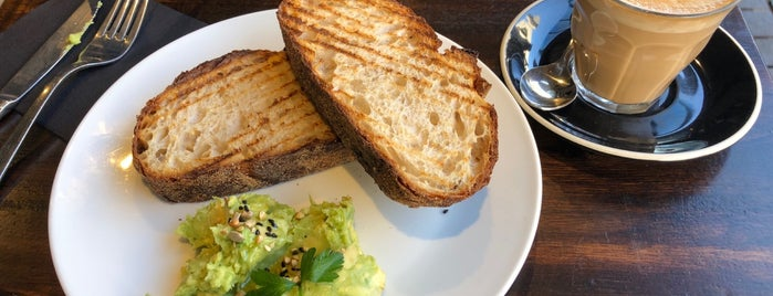 Sonoma Artisan Sourdough Bakers is one of Australia City Guide.