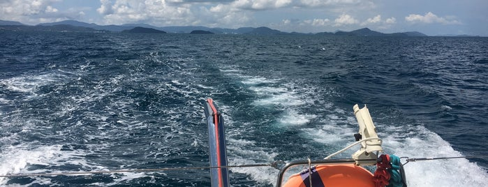 Andaman Sea is one of Cristina 님이 좋아한 장소.
