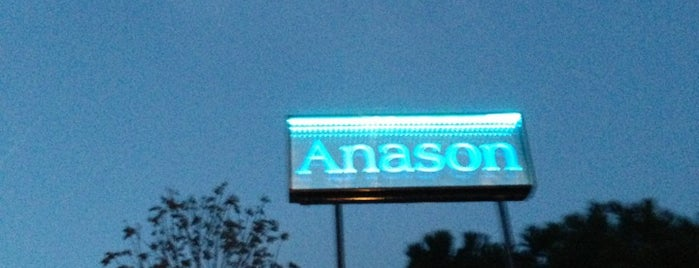 Anason Cafe & Bar is one of Bar and clubs.