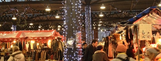 Old Spitalfields Market is one of Bars & Clubs & Food.