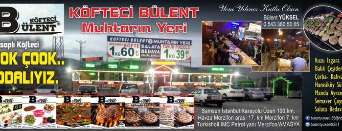 Havza Meydan is one of สถานที่ที่ BuRcak ถูกใจ.