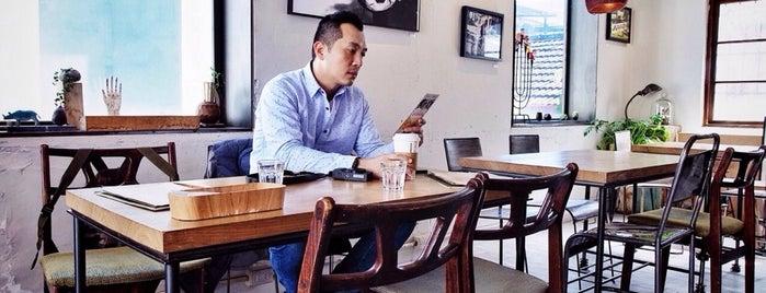多麼 Cafe+ is one of Fav.