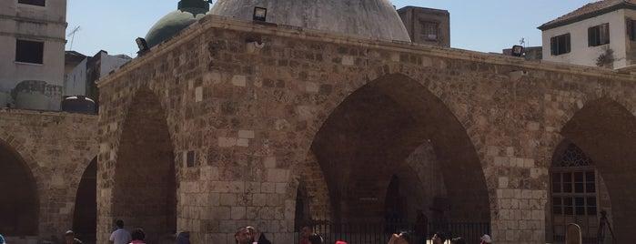 Mansouri Grand Mosque is one of Rabih : понравившиеся места.