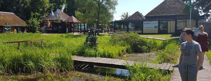 Bezoekerscentrum Weerribben is one of Giethoorn.