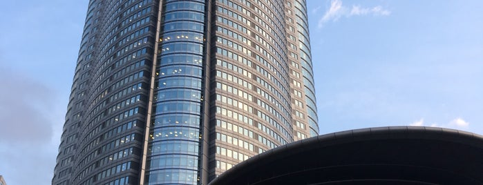 Roppongi Hills Mori Tower is one of tokio city.