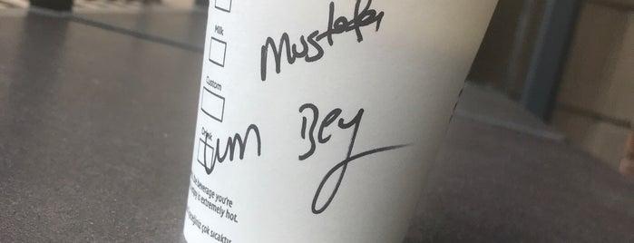 Starbucks is one of Eskisehir.