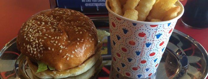 Huxtaburger is one of Melbourne | Favourites.