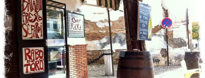 Bar Kiki is one of Granada.