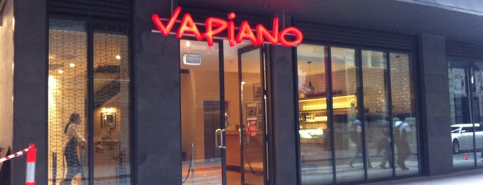 Vapiano is one of Melbourne food.