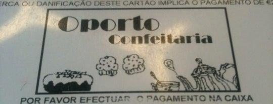 Oporto Confeitaria is one of Locais salvos de Katrin 🌺.