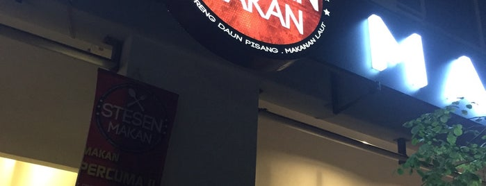 Stesen Makan is one of Makan2.