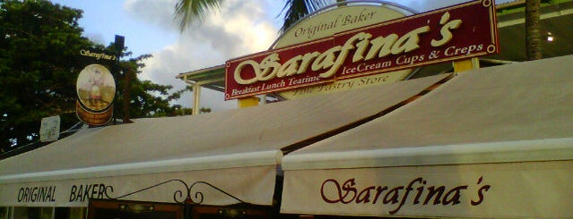 Sarafina's Patisserie is one of สถานที่ที่ Charles ถูกใจ.