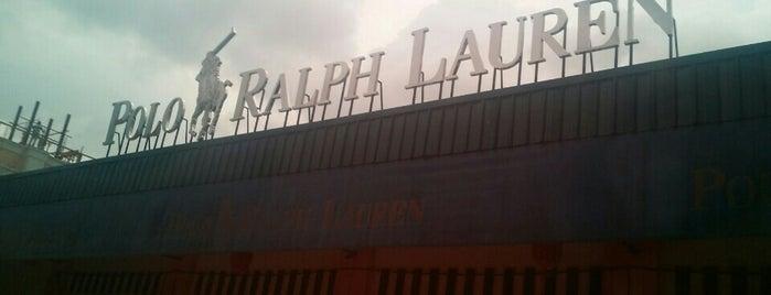 Polo Ralph Lauren is one of Batam.