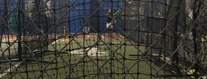On Deck Batting Cages / Training is one of A local's guide: 48 hours in Long Beach, CA.