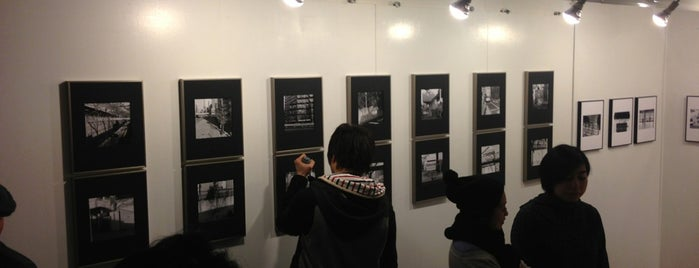 PLACE M is one of Tokyo Gallery Crawl.