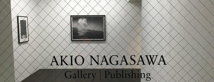 AKIO NAGASAWA Gallery | Publishing is one of Tokyo.