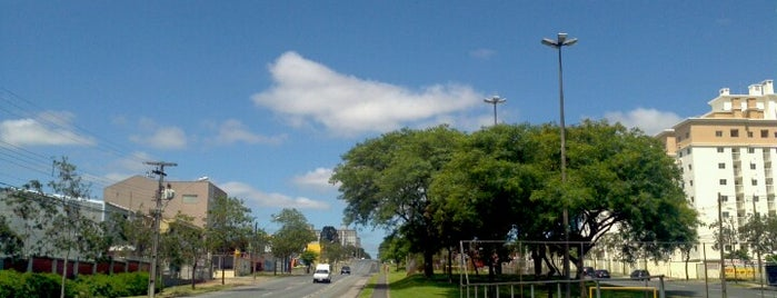 Avenida Presidente Wenceslau Braz is one of Localidades.