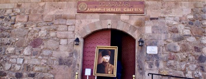 Odunpazarı Ahşap Eserler Müzesi is one of Eskisehir.