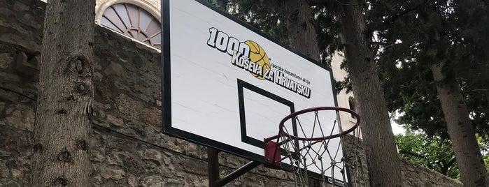Visovac is one of Croacia.