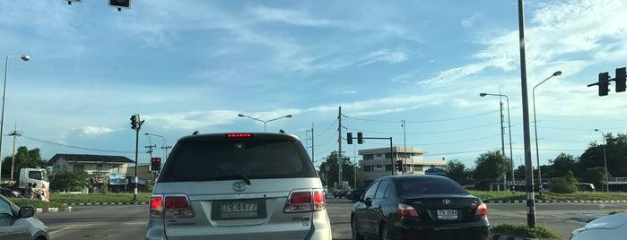 แยกพยัคฆภูมิพิสัย is one of Road.