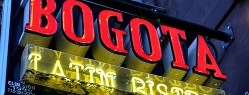 Bogota Latin Bistro is one of BKLYN food.