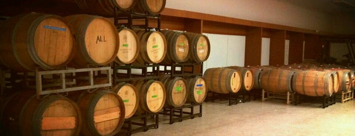 Fifty Barrels Winery is one of Winery SD.