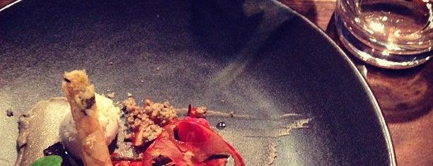 The Test Kitchen is one of World's 50 Best Restaurants 2014.