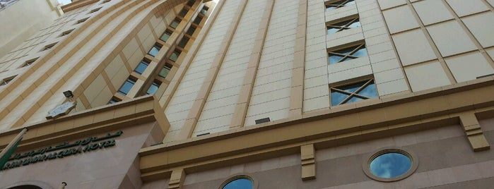 Makarim Umm Alqura Hotel-فندق مكارم أم القرى is one of Locais curtidos por Osama.