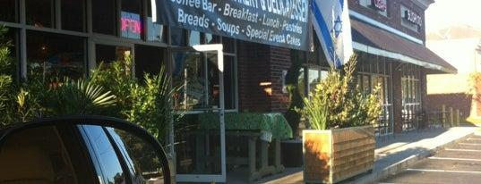 Charleston Bakery & Delicatessen is one of Tempat yang Disukai Elena.