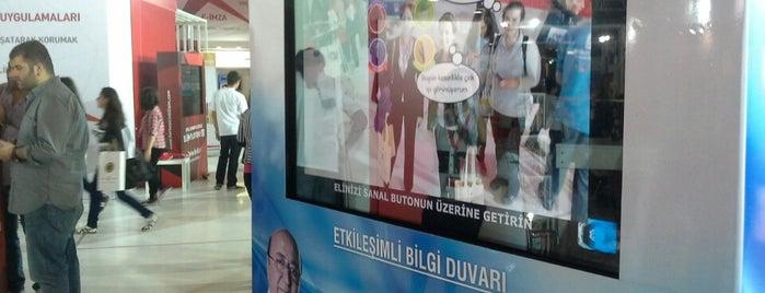 CeBIT Bilişim Eurasia #CeBIT2013 is one of Biten Organizasyonlar.