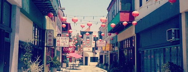 Chinatown is one of 87 Free Things To Do in LA.