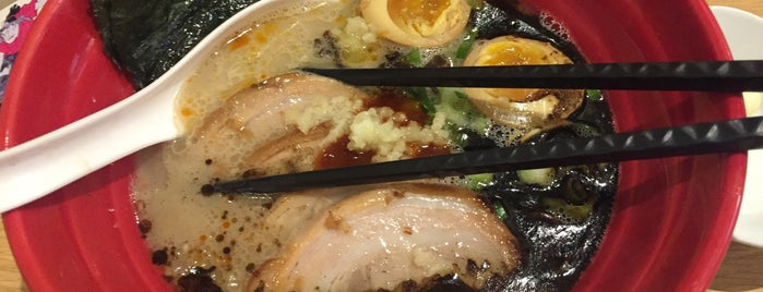 Ippudo is one of Paris.