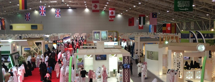 The International Exhibition and Forum for Education is one of To be visited soon 3.