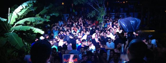 SINQ Beach Club is one of Nightlife.